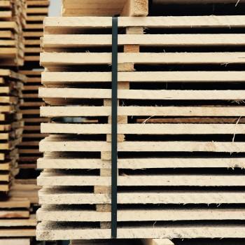 Prkna stavební 22mm - 5m